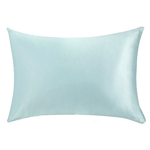 MEILIS Luxury Mulberry Silk Pillowcase for Sleeping and Hair Beauty ,Natural Silk Pillow Cover for Kids