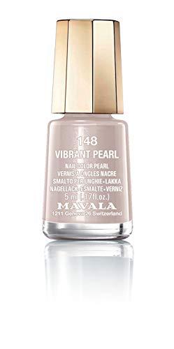 Mavala Mini Color Esmalte de Uñas, Perla Vibrante