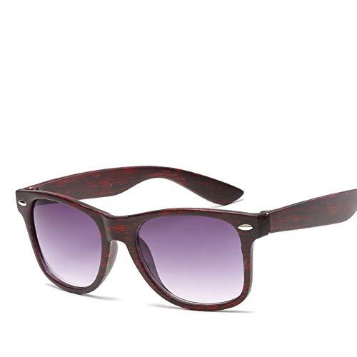 Burenqi Gafas de Sol Gafas de Sol Gafas de Sol de bambú Gafas de Sol de diseñador Señoras de los Hombres,E
