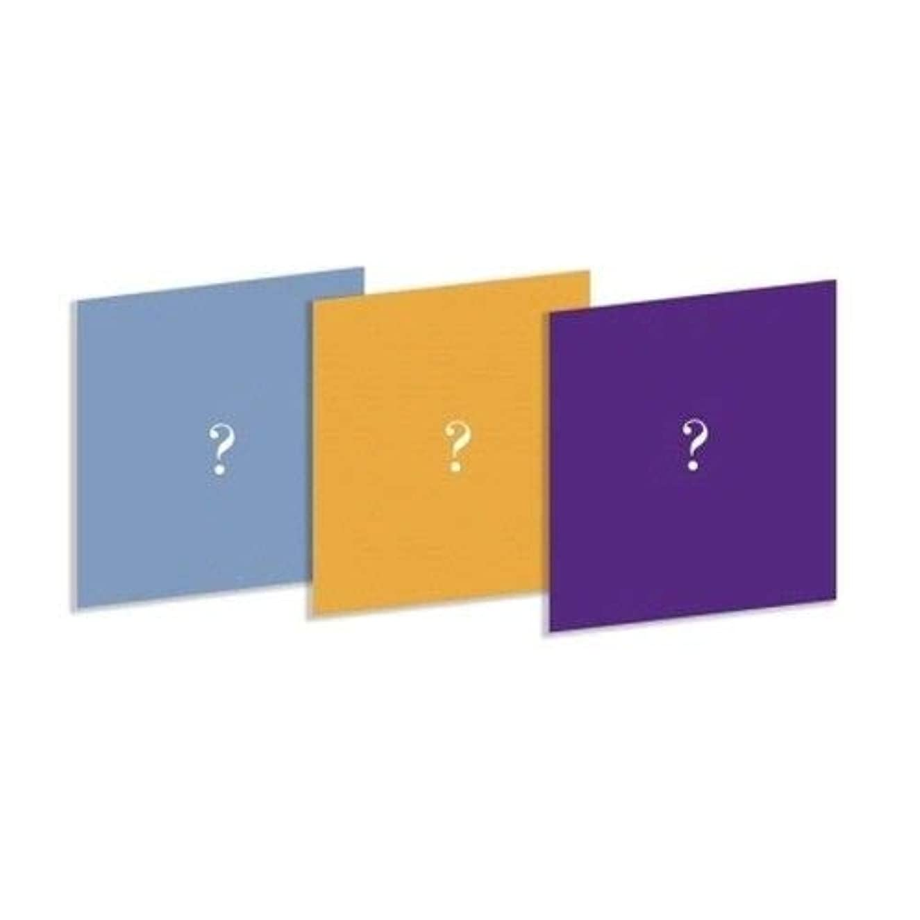 Cosmic Girl - [WJ Stay?] WJSN Purple Ver.3 CD+1p Poster+124p Booklet+1p PhotoCard+1p Postcard+Extra PhotoCard Set+Tracking K-POP Sealed