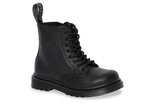 Dr. Martens 1460 Pascal 24835001, - Mono Black Black Virginia - Größe: 25 EU