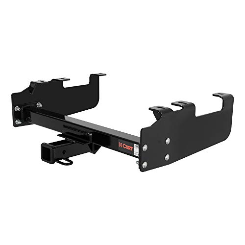 CURT 13099 Class 3 Trailer Hitch, 2-Inch Receiver, Select Chevrolet, GMC C/K, Ford Pickup Trucks