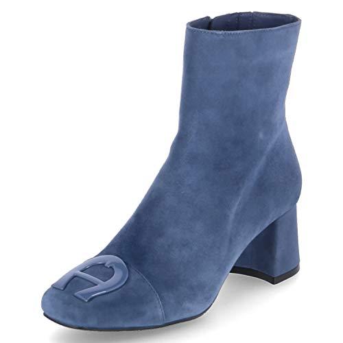 Aigner Stiefeletten Grazia 14B Größe 38 EU Blau (Blau)