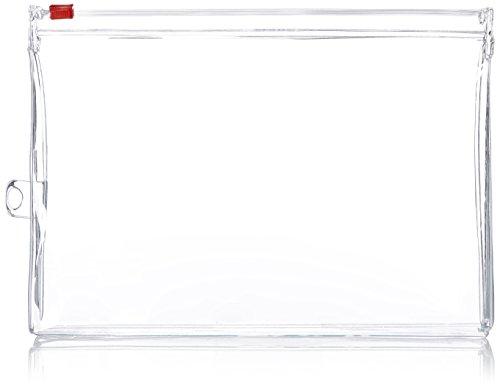 [ノーマディック] ビニールポーチ SV-10 サイズビニール マチ付 ポーチ 透明 クリア