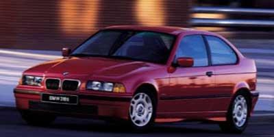 1997 BMW 318ti, 3-Door Hatchback Automatic Transmission ...