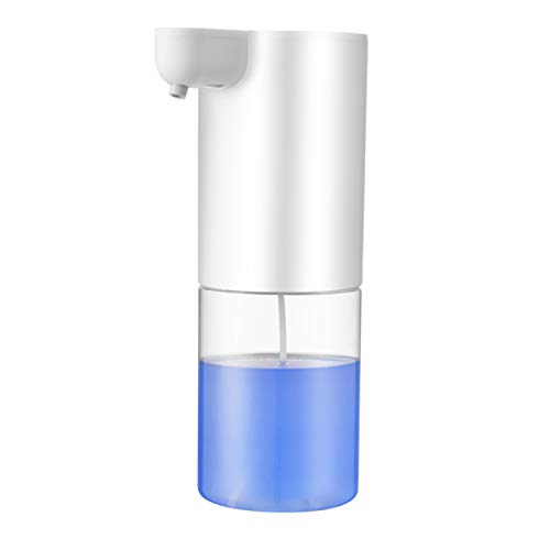 Automatic Foaming Soap Dispenser Touchless , 330ml IPX4 Waterproof 0.5s Foaming USB Chargingful Automatic Soap Dispenser