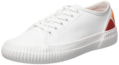 ellesse Tropea, Zapatillas Mujer, Blanco (White Wht), 37 EU