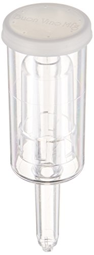 Home Brewing Supplies Econolock-6pk Airlock, Clear