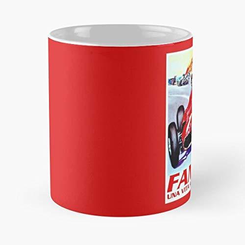 5TheWay Thunder War Fighter Airplane World Game Video Games Tank - Bestes 11 Unze-Keramik-Kaffeetasse Geschenk