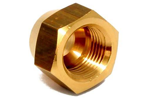 Klimaanlage Split Bördelüberwurfmutter für 5/8 Zoll Rohr für die Montage von Split-Klimaanlagen