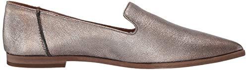 Frye 女款真皮尖头平底鞋
