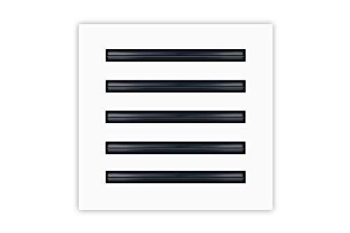 10x10 Standard Linear Slot Diffuser - AC Vent Cover - HVAC Register