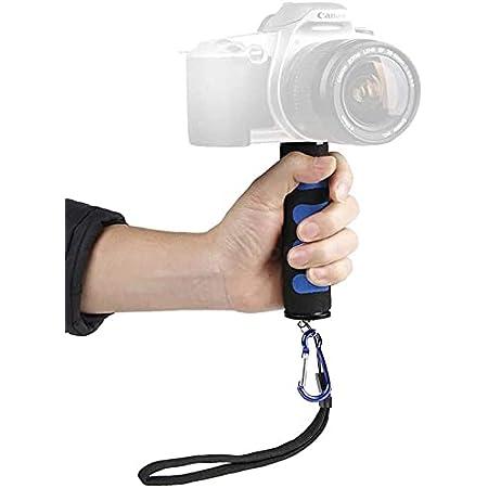 "HIFFIN® 1/4"" Screw Mini DSLR Hand Stabilizer Holder Grip for Smartphones,Go Pro,Canon,Nikon & Other DSLR Cameras"