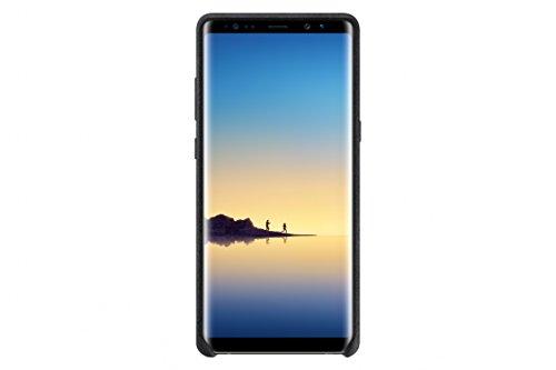 Samsung Alcantara Hülle EF-XN950 für Galaxy Note8 schwarz