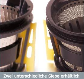 Acopino 360 Delicato Slow Juicer Bild 4*