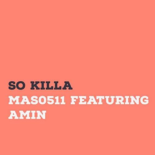 Mas0511 feat. AMIN