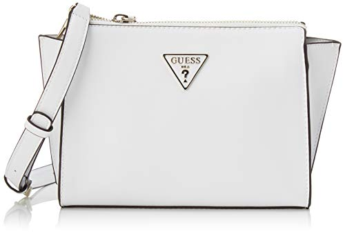GuessTangey Mini Crossbody Top ZipDamenBiancoTaglia Unica