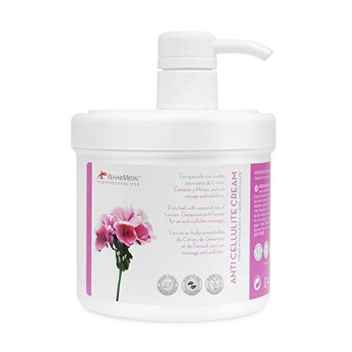 RehabMedic Crema de masaje Anticelulítica 500ml + dosificador