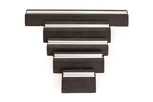 2 Stück Dämpfungssockel Set inkl. Schraubensatz Länge 600 mm