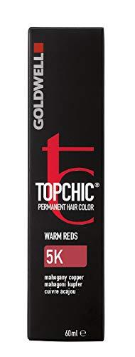 Goldwell Topchic Haarfarbe 5K mahagoni-kupfer Das neue Topchic, Wahre Farbexpertise erleben, 60 ml