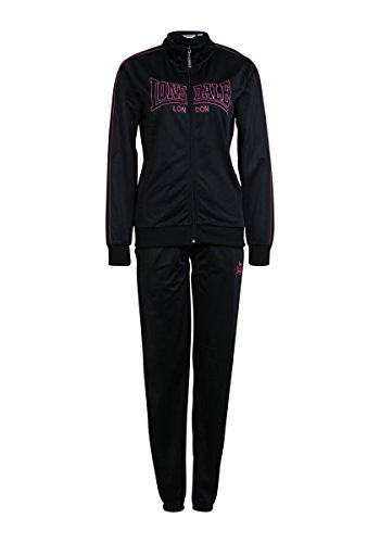 Lonsdale Ipswich Damen Trainingsanzug Jogginganzug (S)