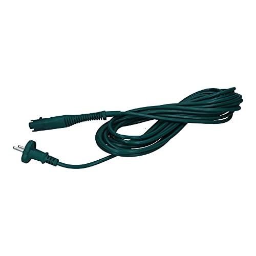 Cable de 7 m adecuado para Vorwerk Kobold 130 Vorwerk Kobold 131...