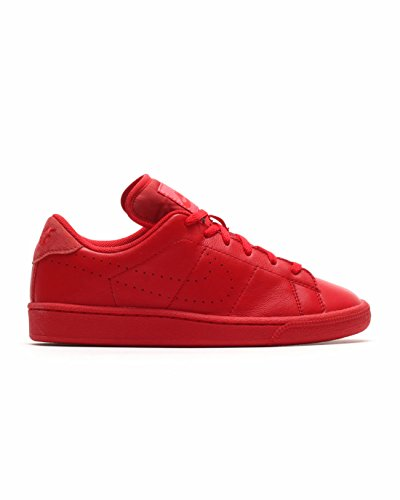Nike Scarpe Tennis Classic Prm (GS), Unvrsty rd/Unvrsty rd/Embr Glw