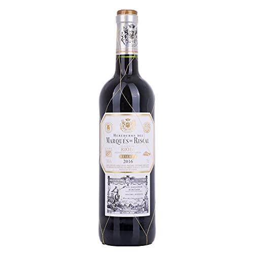 Marqués de Riscal Marqués de Riscal Reserva Rioja 2016 14% Vol. 0,75l - 6 Paquetes de 750ml - Total: 4500 ml