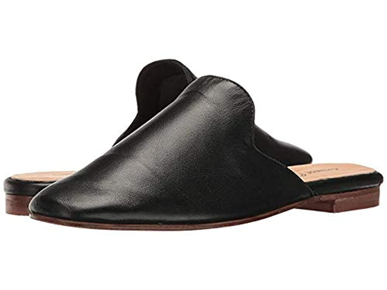 尊敬する抵当ファンタジーレディースローファー?靴 Jump To It Mule Black Sheep 6.5 M [並行輸入品]