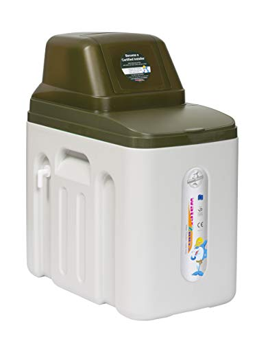 Meter Wasserenthärter AS500 von Water2Buy | Hartwasseraufbereitungssystem | Ultra-leises automatisches Gerät zur 100% igen Beseitigung von Kalkablagerungen | Entwickelt für alle Salzarten