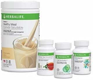 Herbalife Quickstart Weight Loss Program French Vanilla