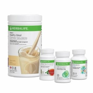 Herbalife Quickstart Weight Loss Program French Vanilla