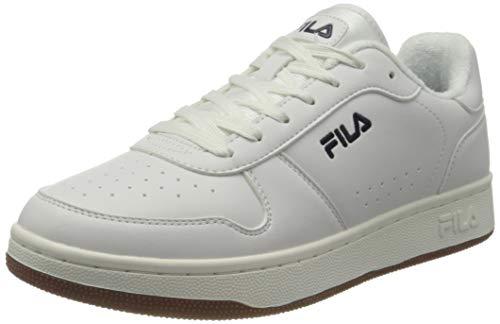 FILA Netforce 2 men zapatilla Hombre, blanco (White/Gum), 40 EU
