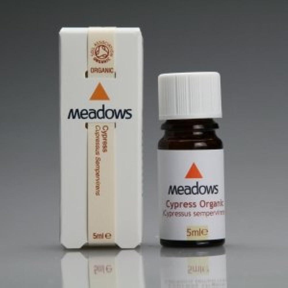 出席する航海の予防接種するメドウズ エッセンシャルオイル サイプレス 5ml