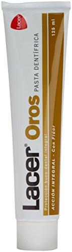 Lacer Oro Dentífrico con Flúor - 125 ml