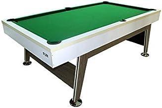 TA Sport Non Kd Billiard Table, Green/White