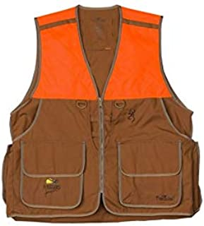 Browning Vest,Bird N' Lite, 2.0, Pf, Choc/BLZ, XL