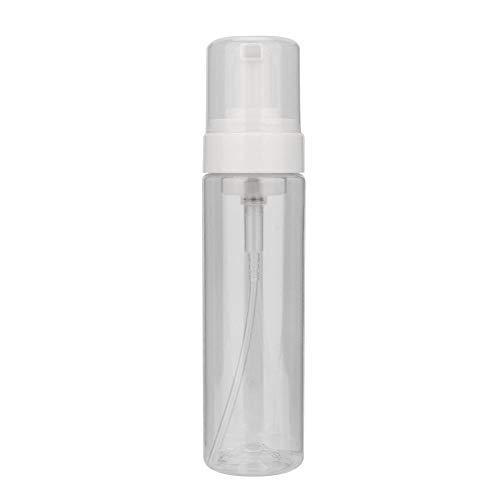 Botella de Espuma de Tatuaje de 200 Ml, Dispensador de Jabón Vacío Algas Verdes de Cyanophyta de Tatuaje, Recipiente de Almacenamiento de Loción Maquillaje Cosmético Plástico, Bomba de(1#)