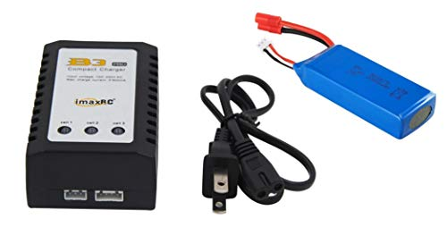 Promark P70-VR and P70-CW Drones Battery + Charger