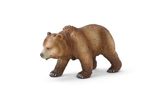 Schleich 14323 - Wild Life, Grizzlybärin