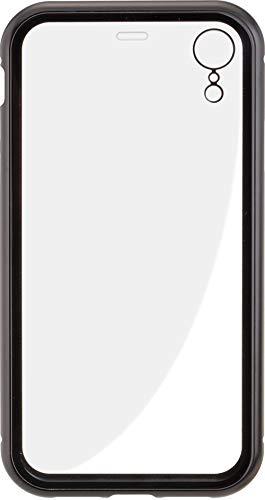 Commander Magnet Cover Duo Glas für Apple iPhone XR Black
