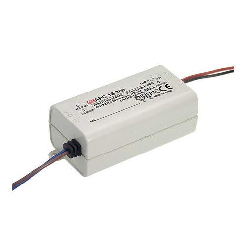 MeanWell APC-16-350 LED-Trafo, Konstantstrom, 16W, max. 350mA, 12-48VDC, nicht dimmbar