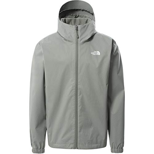The North Face, M Quest Jkt, Giacca a Vento Softshell, Uomo (Agave Green, l)