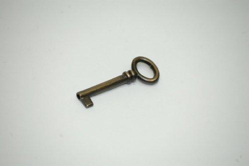 Llave el llave de mueble el llave de armario el metal brüni