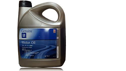 Opel GM Dexos 2 5W-30 5 Liter Motoröl