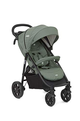 Joie Silla de paseo mytrax foggy gray gris oscuro