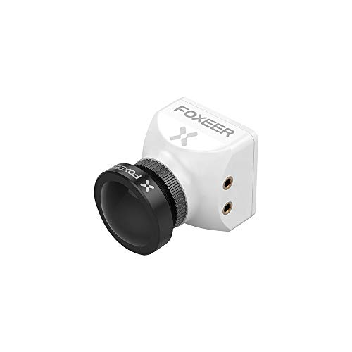 Foxeer Falkor 2 Mini FPV Camera 1200TVL 16:9/4:3 PAL/NTSC Switchable GWDR Support Camera Remote Control for FPV Racing Quadcopter Drone