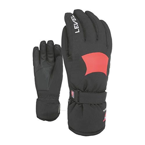 Level handschoen Super Radiator JR Gore-Tex zwart winddicht warmte-isolerend