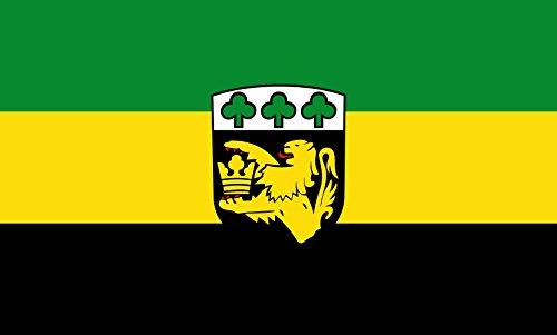 Unbekannt magFlags Tisch-Fahne/Tisch-Flagge: Karlskron 15x25cm inkl. Tisch-Ständer