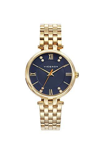 Reloj Viceroy señora chapado dorado 32mm 461092-33